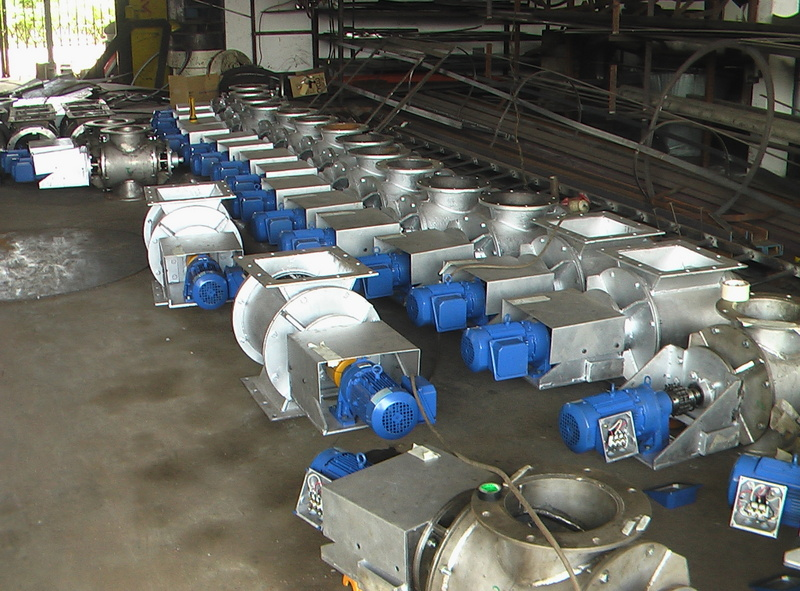 Ductwork, Filter Cages, Diverter & Rotary Valve | DAV Engineering