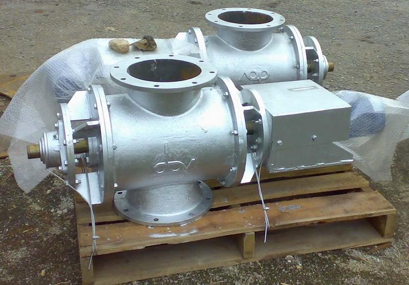 rotary valve 1